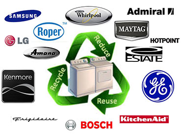 Sell Recycle Washer Dryer & Appliances in Houston