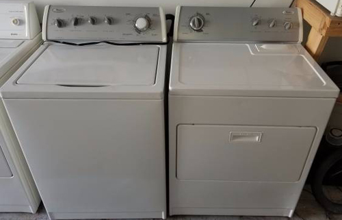 Best Houston Used Refurbished Washer Amp Dryer Sets For Sale